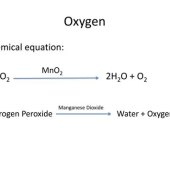 Balanced Equation For Manganese Dioxide And Hydrogen Peroxide