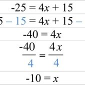 Balancing Math Equations Calculator