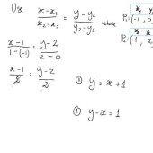 How Do You Write An Equation Using Point Slope Form