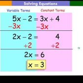 How To Solve Literal Equations With Two Of The Same Variables