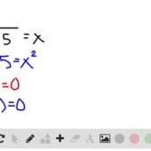 Solving Logarithmic Equations And Checking For Extraneous Solutions
